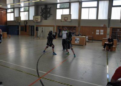 Wettkampf bei Deutscher Meisterschaft