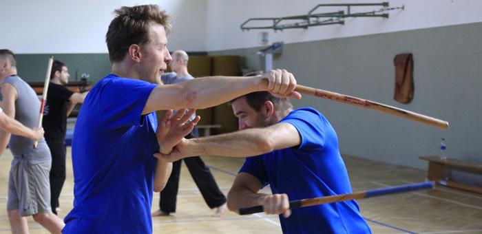 Kampfkunst in Berlin