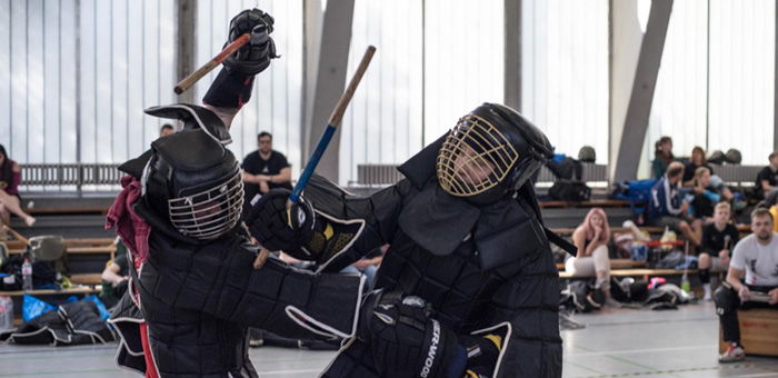 Kampfsport in Berlin